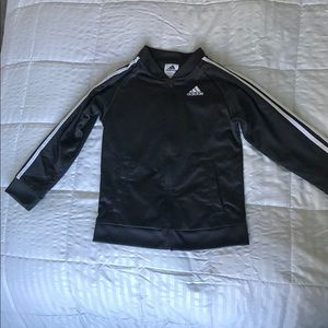 Kids Adidas Sport Jacket